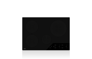 Wolf 76 cm Contemporary Induction Cooktop ICBCI304C/B