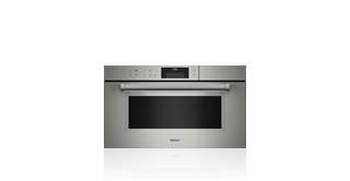 Wolf 76 cm M Series Professional Convection Steam Oven ICBCSO30PM/S/PH