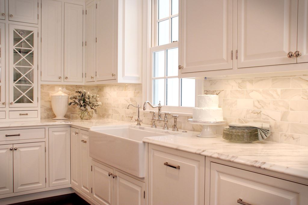 Classic White Kitchen the classic white kitchen deconstructed | kitchen gallery |