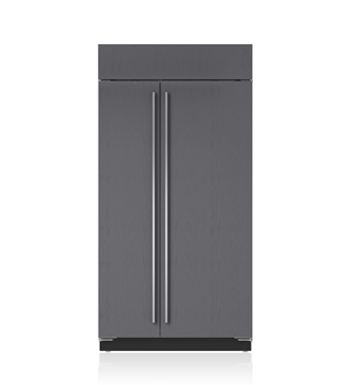 Sub-Zero 107 CM Classic Side-by-Side Refrigerator/Freezer - Panel Ready ICBBI-42S/O