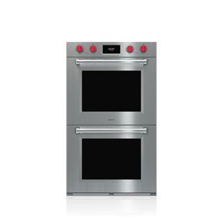 Wolf 76 cm M Series Professional Built-In Double Oven ICBDO30PM/S/PH
