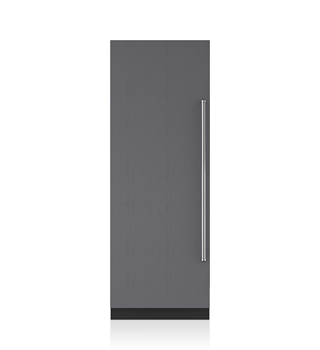 Sub-Zero 76 CM Designer Column Refrigerator with Internal Dispenser - Panel Ready ICBIC-30RID