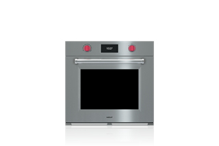Wolf 76 cm M Series Professional Built-In Single Oven ICBSO30PM/S/PH