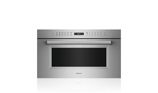 Wolf 76 cm M Series Professional Speed Oven ICBSPO30PM/S/PH